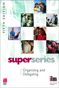 Organizing and Delegating, 5th Edition