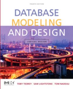 Database Modeling and Design, 4th Edition