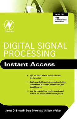 Digital Signal Processing: Instant Access