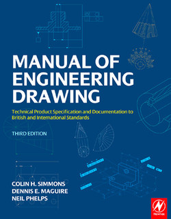 Manual of Engineering Drawing, 3rd Edition