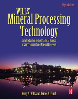 Wills' Mineral Processing Technology, 8th Edition