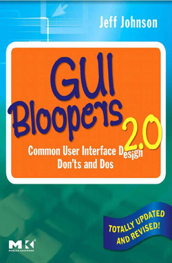 GUI Bloopers 2.0, 2nd Edition
