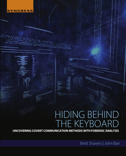 Hiding Behind the Keyboard