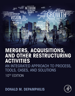 Mergers, Acquisitions, and Other Restructuring Activities, 10th Edition