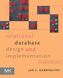 Relational Database Design and Implementation, 4th Edition