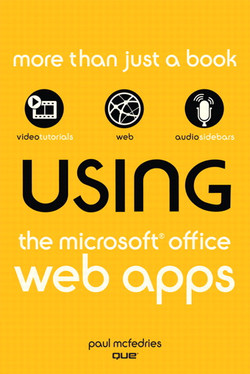 Using the Microsoft® Office Web Apps