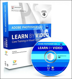 Learn Adobe Photoshop CS5 by Video Core Training in Visual Communication