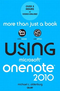 Using Microsoft® OneNote® 2010