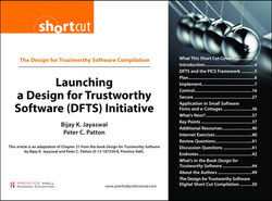 The Design for Trustworthy Software Compilation Launching a Design for Trustworthy Software (DFTS) Initiative