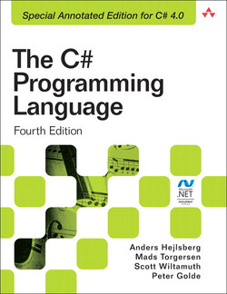 The C# Programming Language (Covering C# 4.0), Fourth Edition