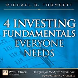 4 Investing Fundamentals Everyone Needs