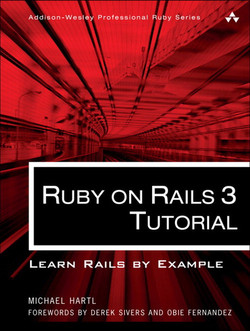 Ruby on Rails™ 3 Tutorial: Learn Rails™ by Example