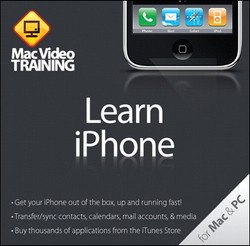 Learn Your iPhone: Mac Video Training