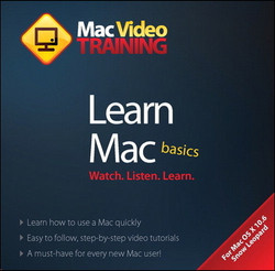 Learn Your Mac: Mac Video Training