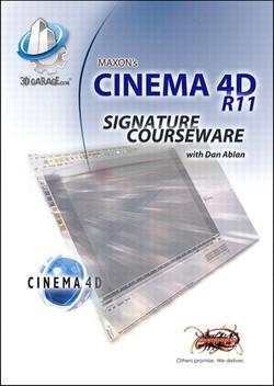 Cinema 4D Signature Courseware