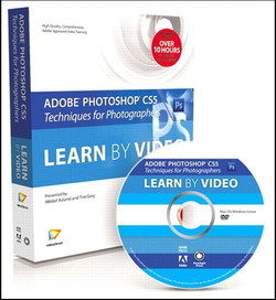 Photography Techniques with Adobe Photoshop CS5: Learn by Video