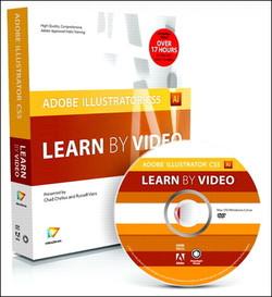 Adobe Illustrator CS5: Learn by Video