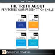 book cover: The Truth About Perfecting Your Presentation Skills