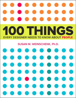 100 Things: Every Designer Needs to Know About People