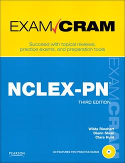 NCLEX-PN Exam Cram, Third Edition