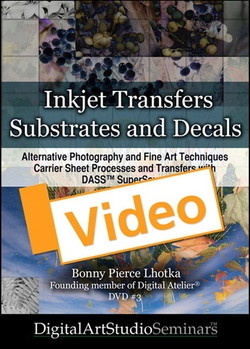 Inkjet Substrates and Decals