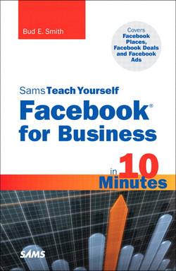 Sams Teach Yourself Facebook