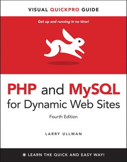 PHP and MySQL for Dynamic Web Sites: Video QuickStart Guide
