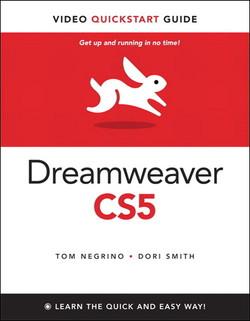 Dreamweaver CS5: Video QuickStart Guide