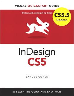CS5.5 Update: InDesign CS5 Visual QuickStart Guide