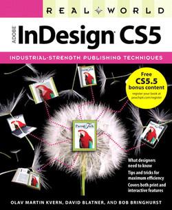 CS5.5 Update: Real World Adobe InDesign CS5