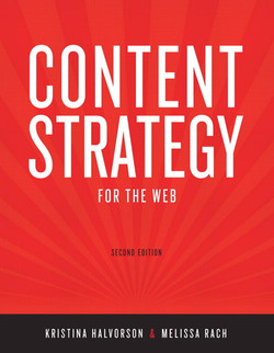 Content Strategy for the Web, Second Edition