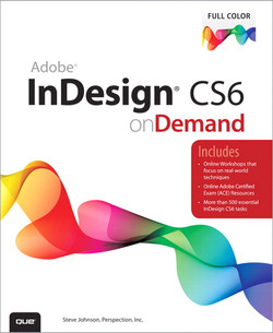 Adobe® InDesign® CS6 on Demand