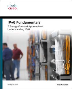 IPv6 Fundamentals: A Straightforward Approach to Understanding IPv6