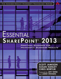 Essential SharePoint 2013, Second Edition