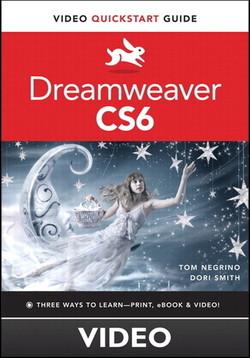 Dreamweaver CS6 Video QuickStart