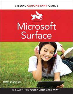 Microsoft Surface: Visual QuickStart Guide