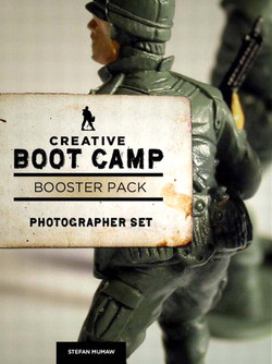 Creative Boot Camp Booster Pack: Photographer