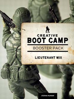 Creative Boot Camp Booster Pack: Lieutenant Mix