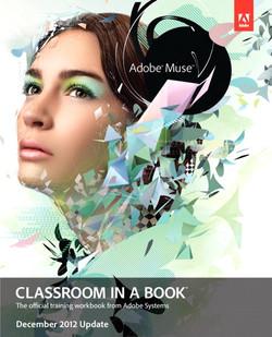 Adobe® Muse™ Classroom in a Book® - December 2012 Update