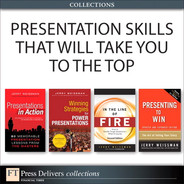 book cover: Presentation Skills That Will Take You to the Top