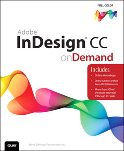 Adobe® InDesign® CC on Demand