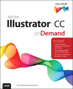 Adobe® Illustrator® CC on Demand