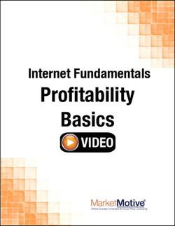 Internet Fundamentals: Profitability Basics (Streaming Video)
