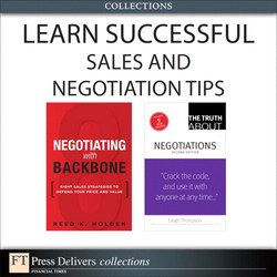 Learn Successful Sales and Negotiation Tips (Collection)