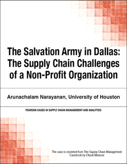 The Salvation Army in Dallas: The Supply Chain Challenges of a Non-Profit Organization