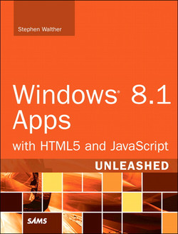 Windows® 8.1 Apps with HTML5 and JavaScript Unleashed