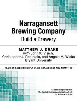 Narragansett Brewing Company: Build a Brewery