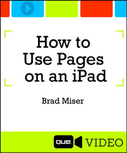 How to Use Pages on an iPad
