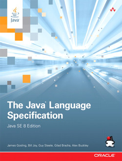 The Java® Language Specification, Java SE 8 Edition
