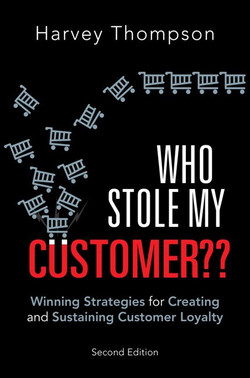 Who Stole My Customer??: Winning Strategies for Creating and Sustaining Customer Loyalty, Second Edition